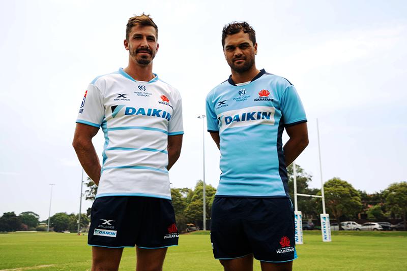 Camisetas Rugby NSW Waratahs 2020