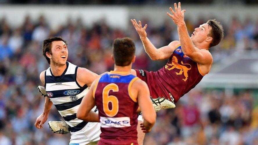 Brisbane Lions registra primera ganancia en 12 anos