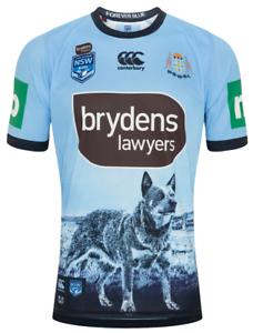 NSW Blues presenta nuevas camisetas de Origin para 2020