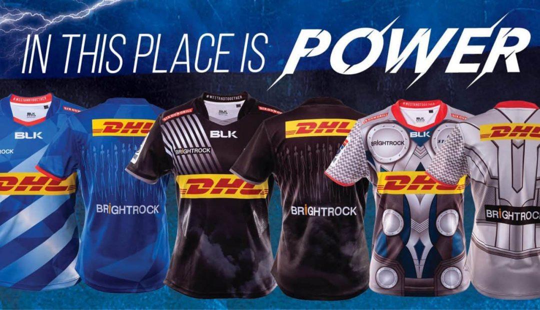 Camisetas Rugby Stormers 2020