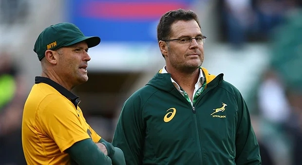 Jacques Nienaber: Boks no participará en el Rugby Championship si no están listos